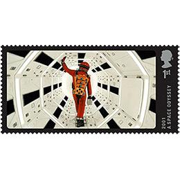 Postzegels      van het thema Science Fiction  '