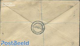 Letter from SAR to England