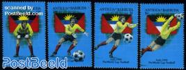 World Cup Football 4v