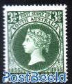 South Australia stamp centenary 1v