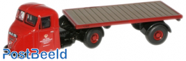 Scammell Scarab Flatbed Trailer Postoffice Supplies Dept. Great Britain 1:76