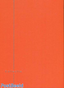 Collectio Stockbook Dutch Orange 16 Pages