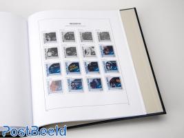 Luxe bladen Nederland Pers. Postzegels Nederpop 2012