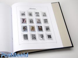 Luxe bladen Nederland Pers. Postzegels Anton Pieck 2012