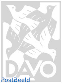 DAVO Alba stroken Nederland maat 25 x 21