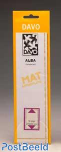 Alba stroken Belgie (7 x 25 stuks)