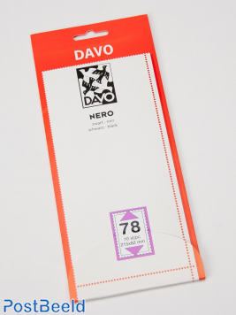 Nero stroken N78 (215 x 82) 10 stuks