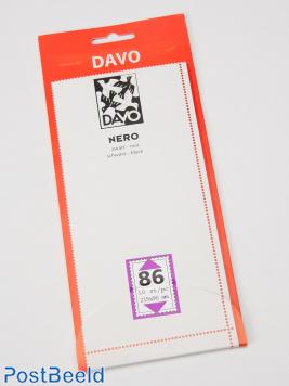 Nero stroken N86 (215 x 90) 10 stuks