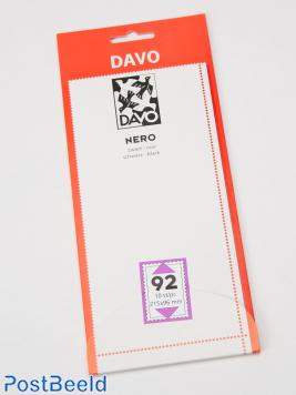 Nero stroken N92 (215 x 96) 10 stuks