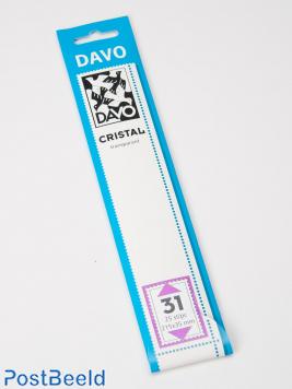 Cristal stroken C31 (215 x 35) 25 stuks
