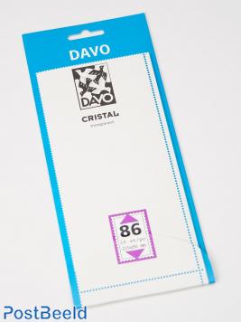 Cristal stroken C86 (215 x 90) 10 stuks