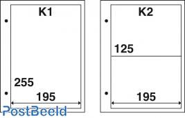 Davo FDC K1 Mappen (Klein) - 1 Vak