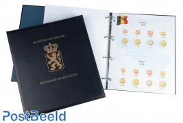Luxe Euro muntalbum (Albert II)