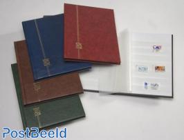 Insteekboek C Blauw
