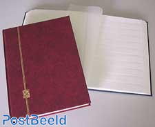 Insteekboek ET Rood