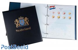 Luxe Euro muntalbum Koningin Beatrix