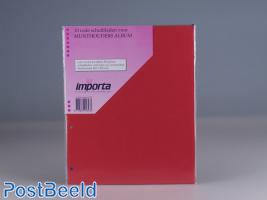 Importa MH20 Interleaves - Red