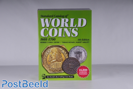 Krause World Coins 1601-1700, 6th edition