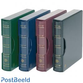 Leuchtturm DP Perfect Classic Draaistiftband + Cassette - Blauw