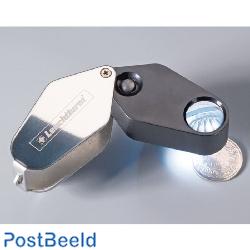 Precision LED magnifier 10x (329 828)