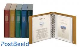 Lindner 1130 EDB album+slipcase winered