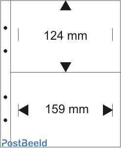 Lindner Bladen voor PTT-Mapjes (1349