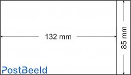 500 pergamijn zakjes 85x132mm