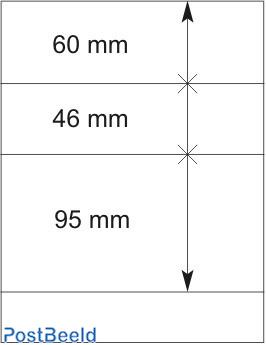 Lindner T-Blanco Blad 1X (802302)