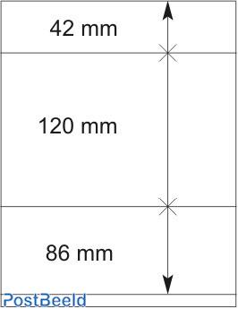 Lindner T-Blanco Blad 1X (802309)