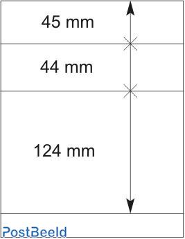Lindner T-Blanco Blad 1X (802311)