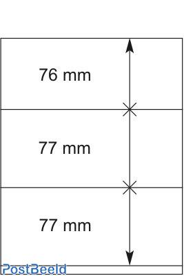 Lindner T-Blanco Blad 1X (802322)