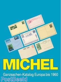 Michel Europe postal stationery 1960-present volume 2