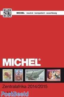 Michel Overzee 6, Centraal Afrika 2014/2015