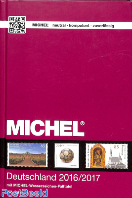 Michel Germany catalogue 2016/17