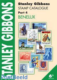 Stanley Gibbons Europa Deel 4: Benelux