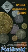 NVMH Almanak Pricelist II Provincial coinage 1568-1795