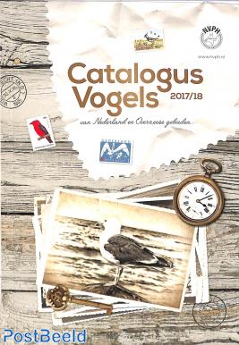 Bird catalogue Netherlands & Overseas