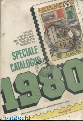 NVPH Speciale Catalogus 1980