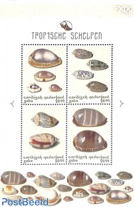 Saba, Shells 4v m/s