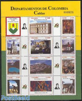 Caldas department 12v m/s