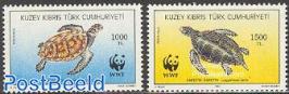 WWF, Turtles 2v