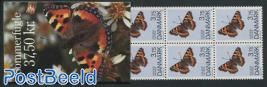 Butterflies booklet