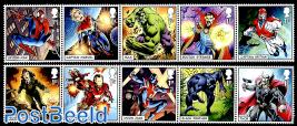 Marvel comics 10v (2x [::::])