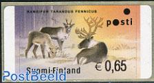 Automat stamp 1v s-a