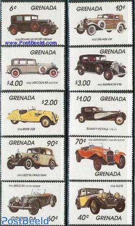 Automobiles 10v