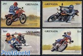 Motor cycle centenary 4v