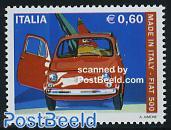 Made in Italy, Fiat 500 1v