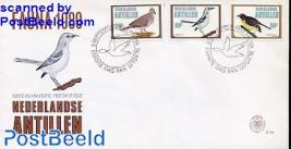 Birds FDC