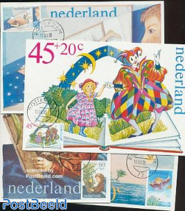 Child welfare Max cards Voor het Kind