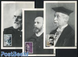 Nobel prize winners, Maximum cards Molenreeks R288/90